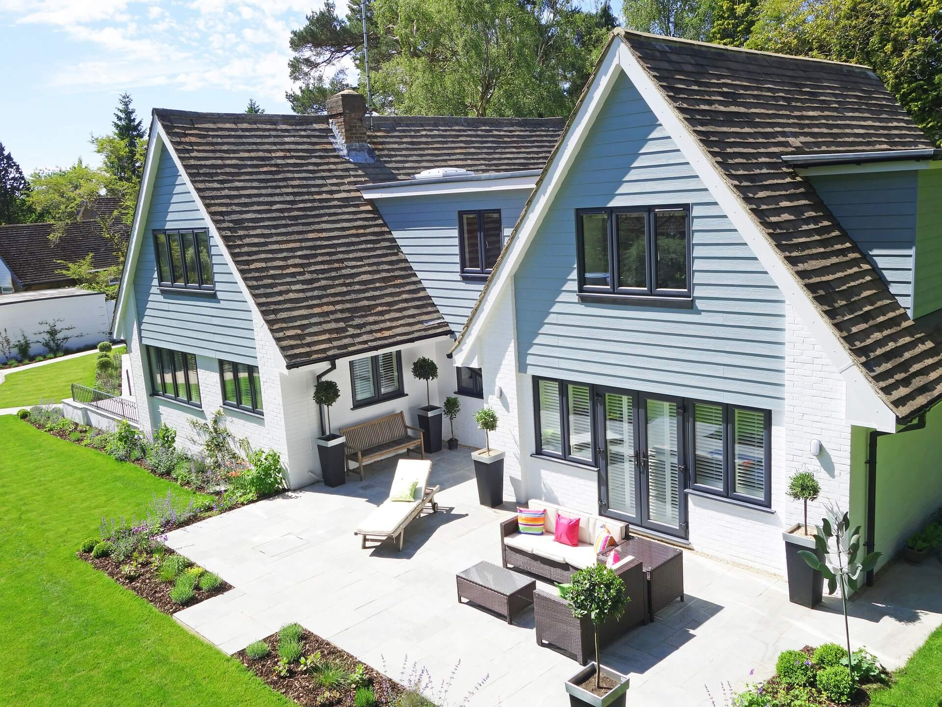 Exterior Home Improvements With Large ROI