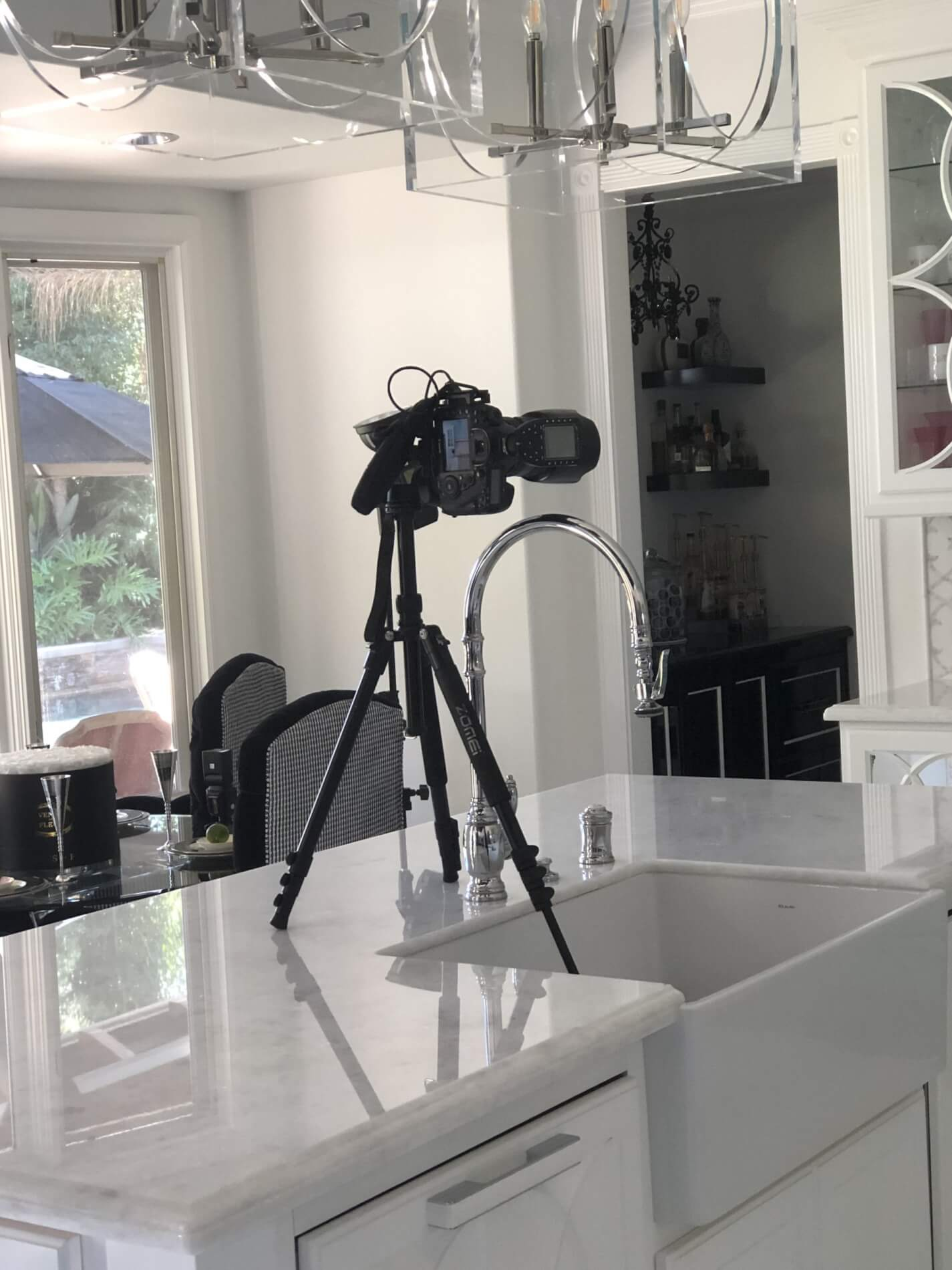 Kitchen Remodel Photo Shoot