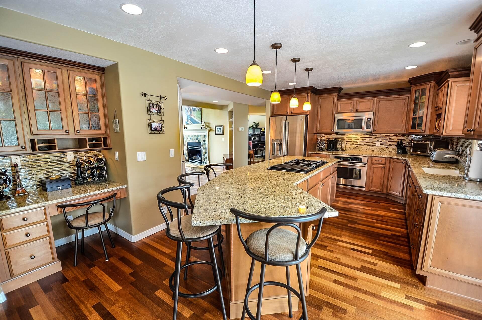 factors that affect a kitchen remodel timeline