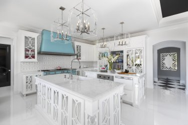 Kitchen Remodeling with timeless cabinetry
