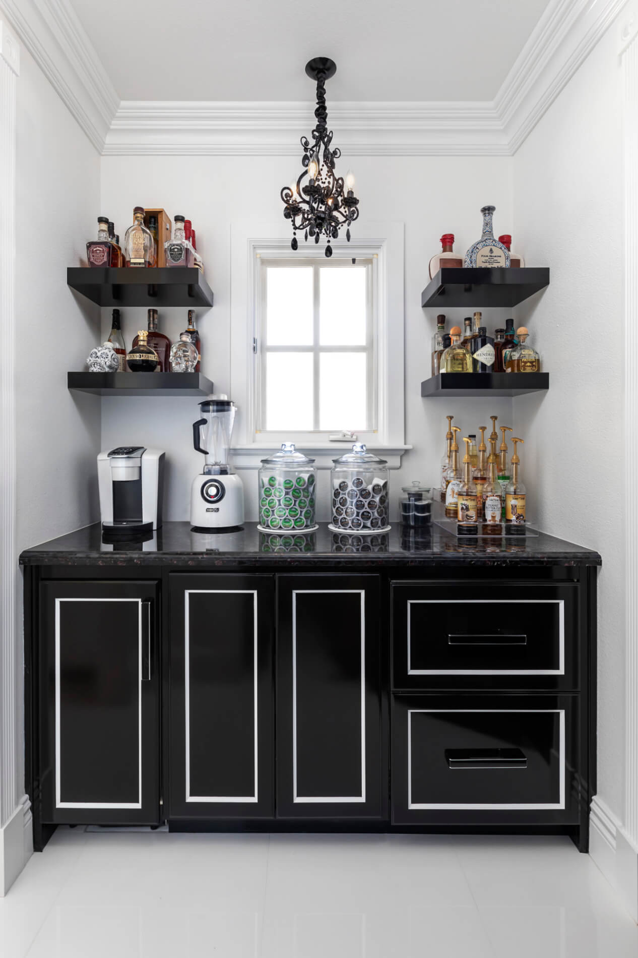 Butlers pantry remodel