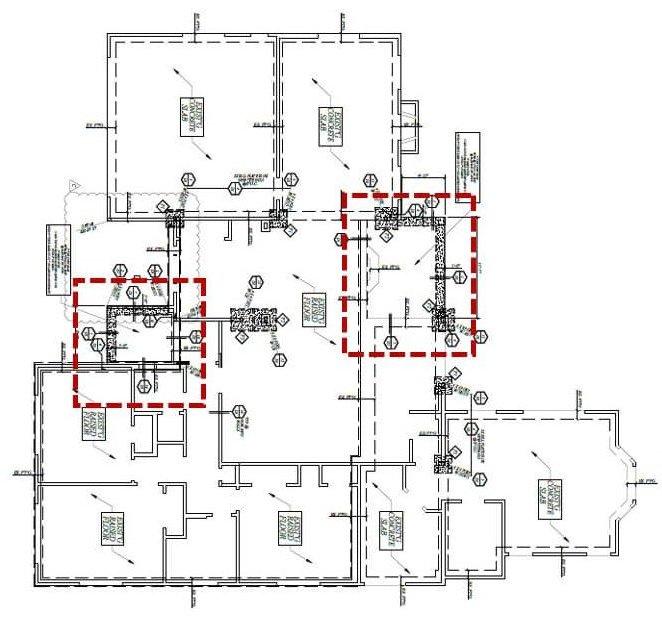 Tustin Room Addition Blueprints