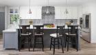 Kitchen design and remodeling by professional kitchen designer.