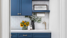 Beautiful laundry room addition in Tustin remodel