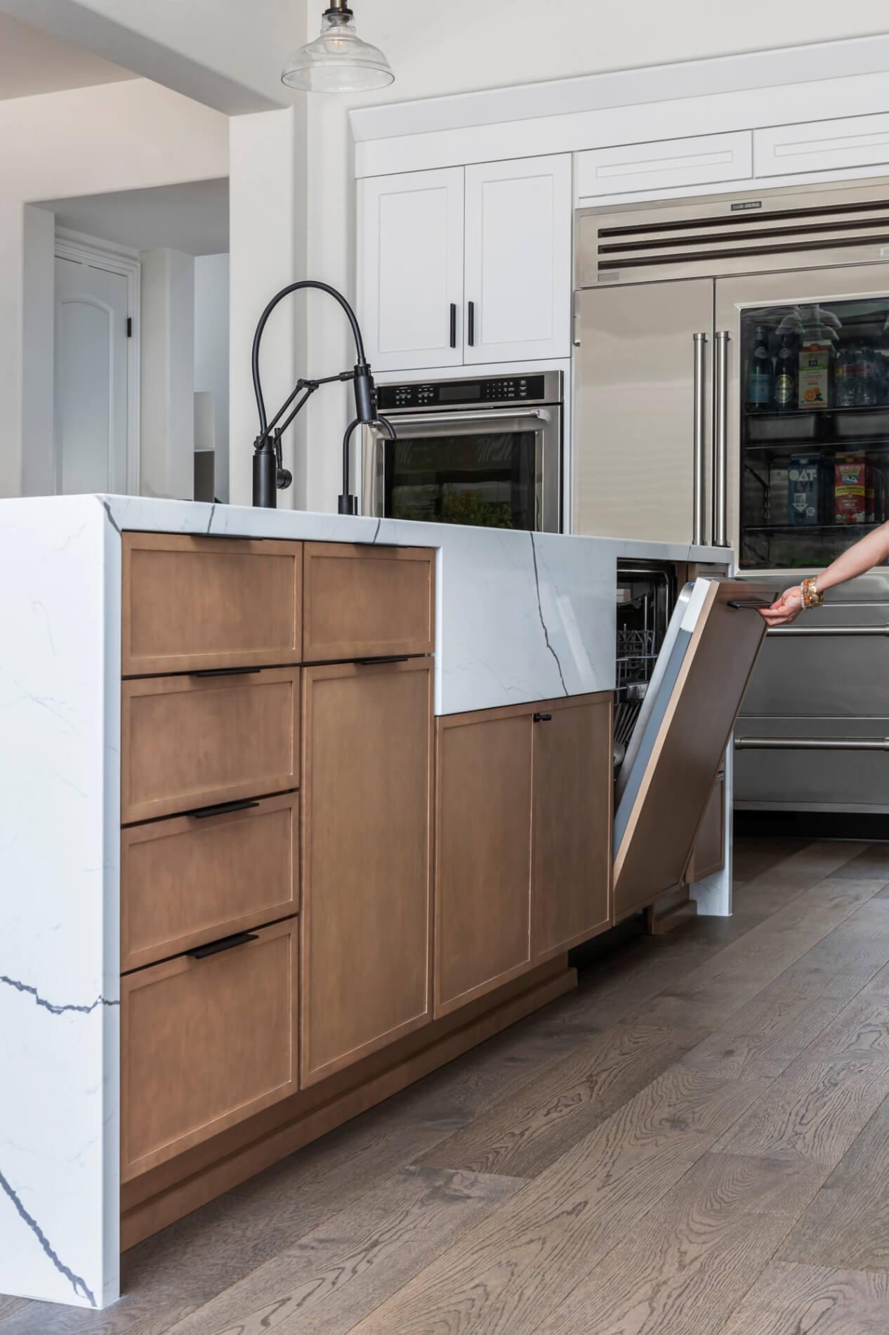Integrated-Dishwasher