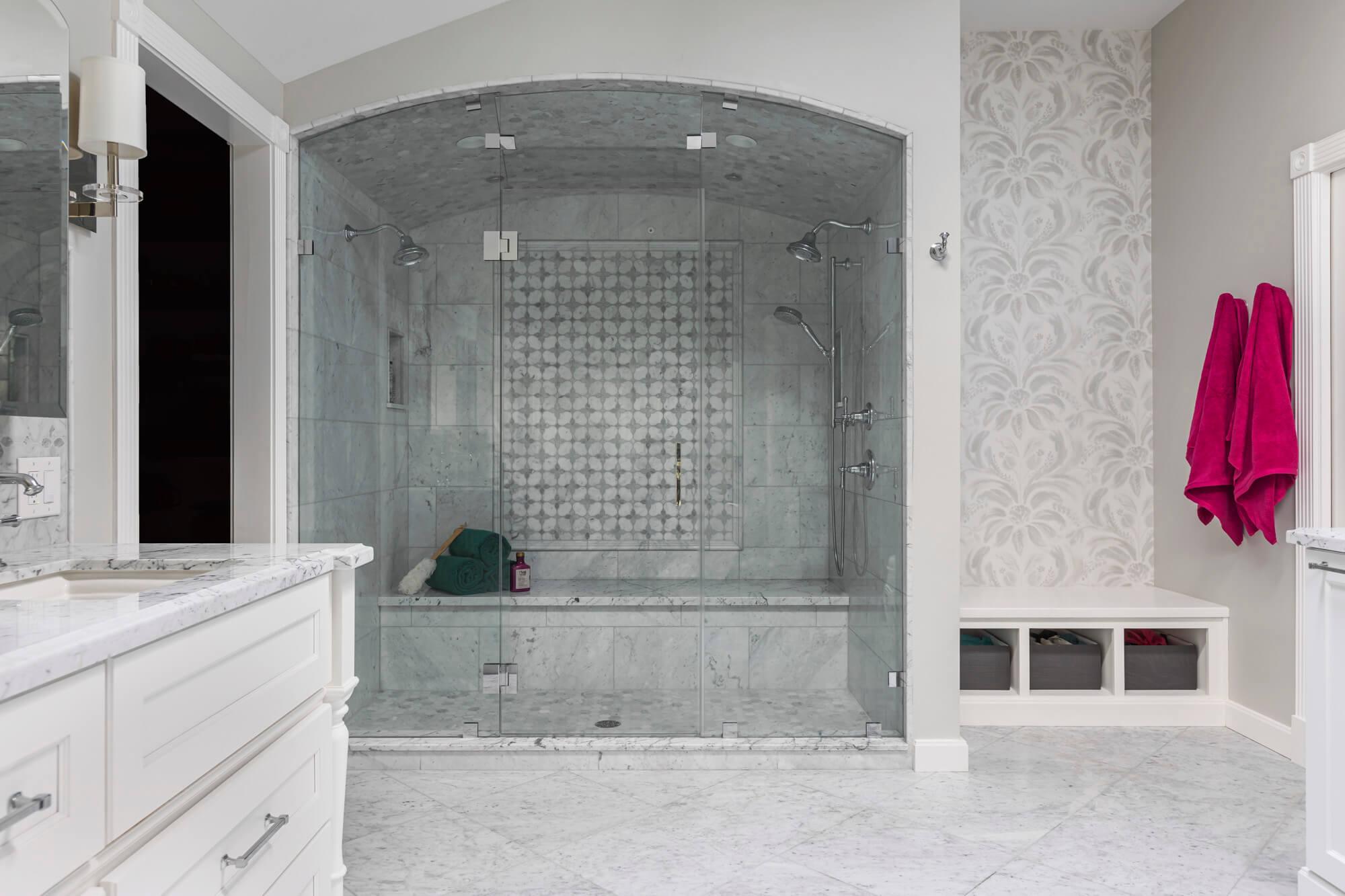 Mission Viejo master bathroom remodel
