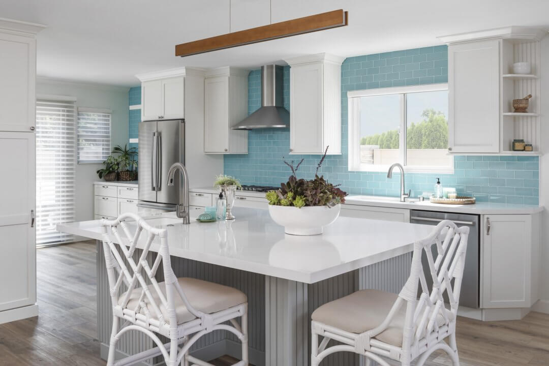 San Clemente Ocean Haven Kitchen Remodel