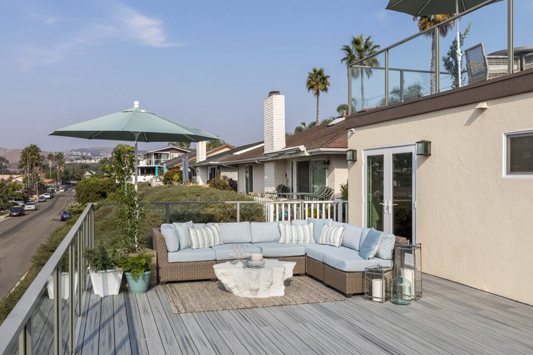 San Clemente Double Decker Ocean View