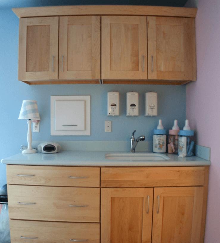 Costa Mesa Baby Room