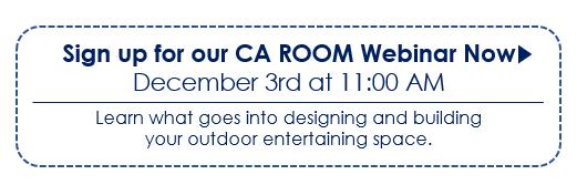 Outdoor design webinar