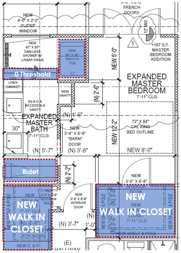 San Clemente Design & Space Planning
