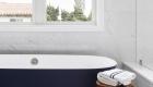 Sapphire-blue-bathtub