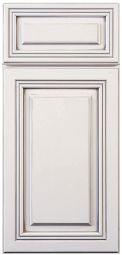 Traditional custom cabinet door style
