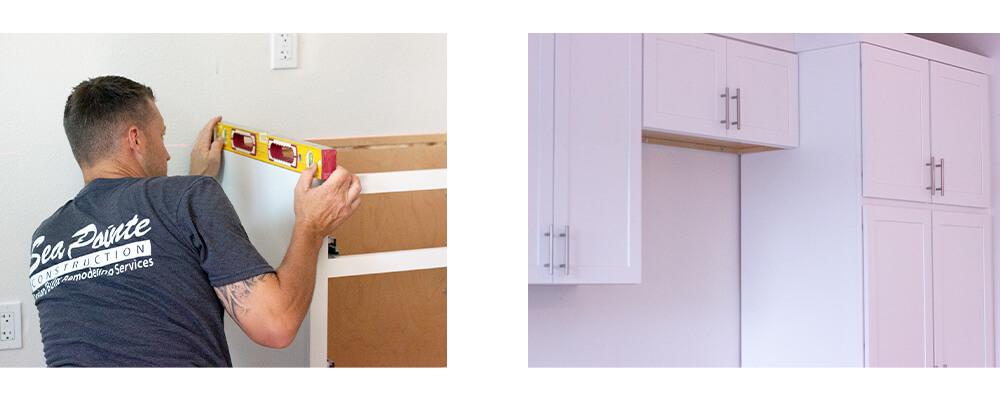 Sea_Pointe_Installs_Cabinets