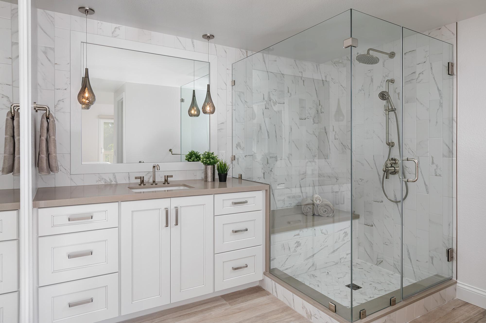 Irvine bathroom remodel