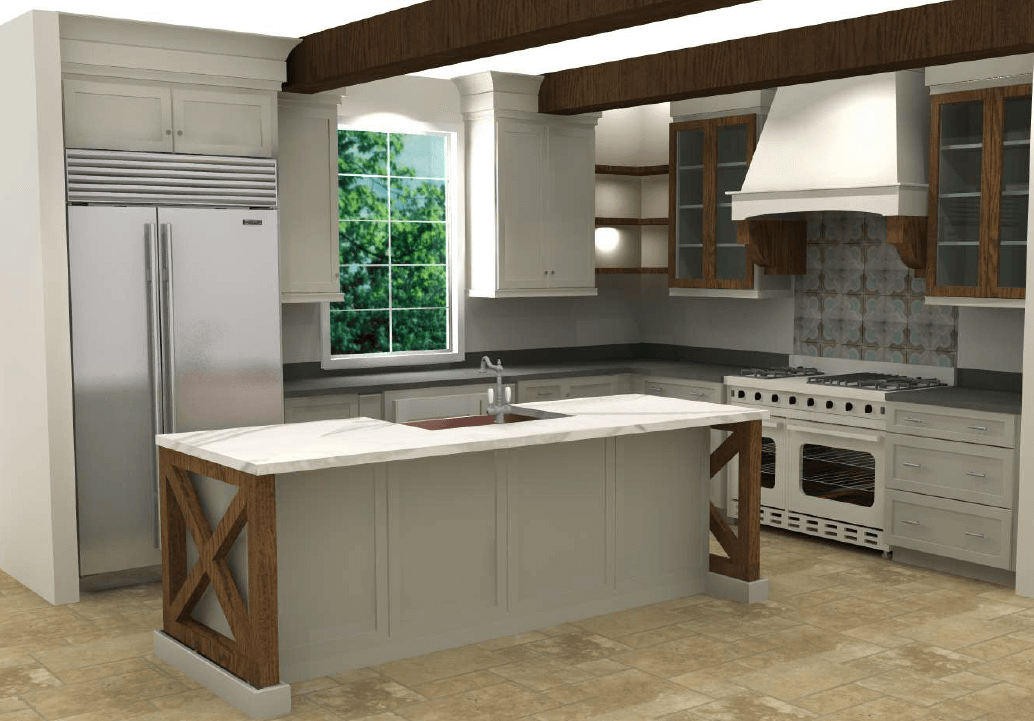 Designing your kitchen remodel with the help of a professional kitchen designer