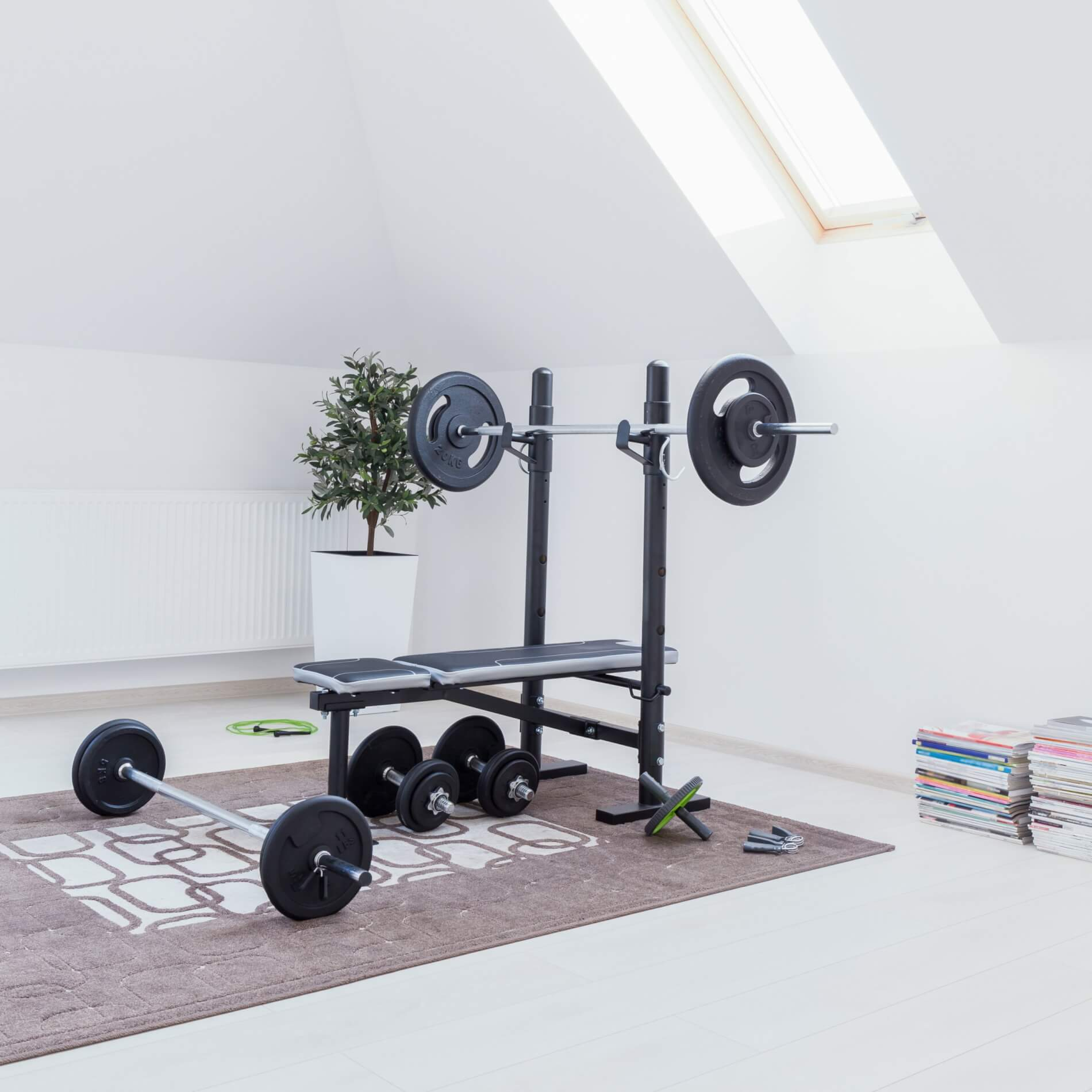 benchpress-home-gym
