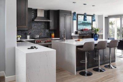 Coastal Dana Point Kitchen Remodel