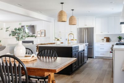 Dream Farmhouse Whole Home Remodel in Lake Forest