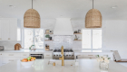 White-and-gold-rustic-kitchen