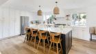 White-built-in-cabinet-kitchen-storage