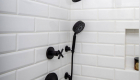 black-and-white-shower