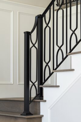 traditional-stairway-design-in-home-remodel