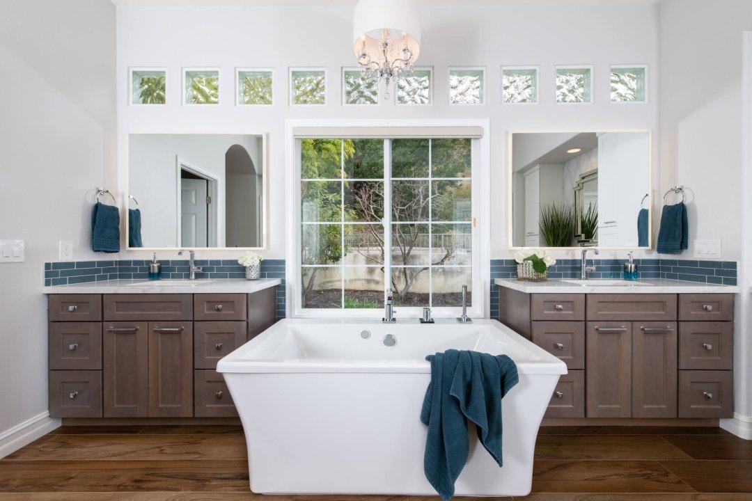 San Juan Capistrano Master Bathroom Renovation