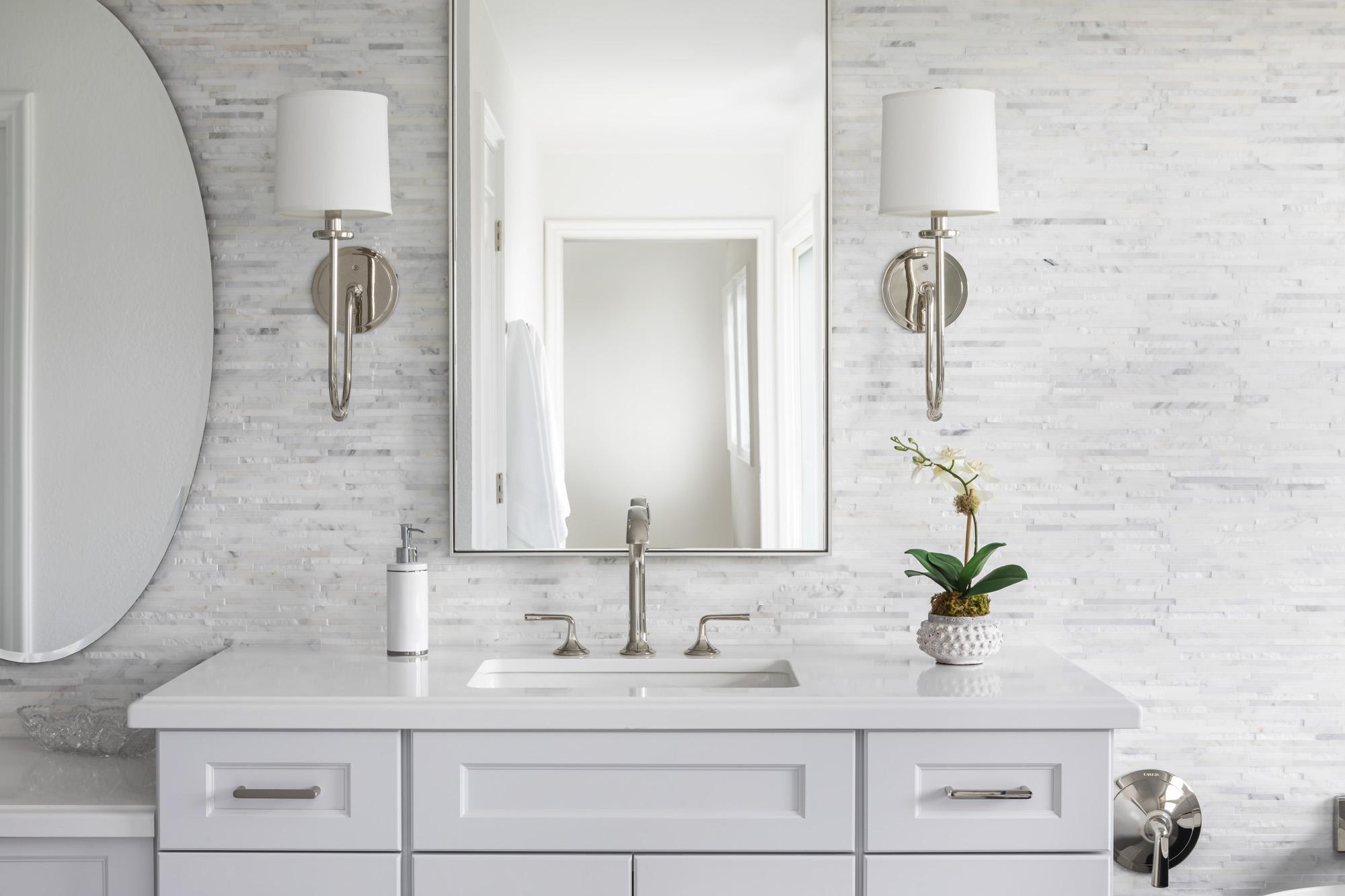 Bathroom fixtures add to your design