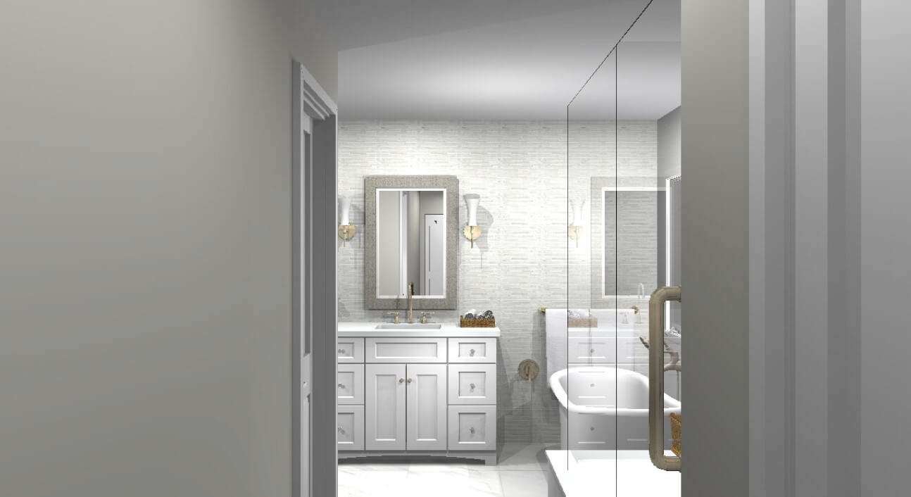 color-rendering-of-hallway-reconfiguration