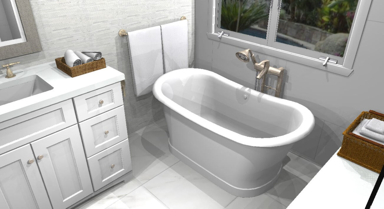 Freestanding-tub-in-3d-color-rendering