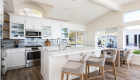 Glossy-porcelain-backsplash-in-Laguna-Beach-kitchen-remodel