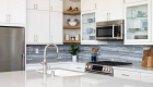 Wood-corner-shelving-to-store-decorations-in-kitchen-remodel