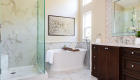 Bathroom-remodel-with-walk-in-shower-and-freestanding-tub