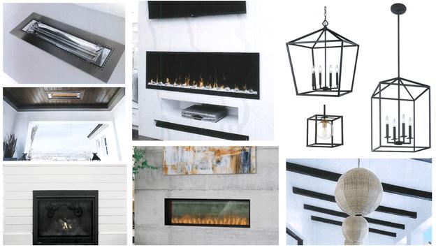 California Room Design Materials