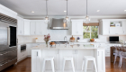 kitchen-remodel-pendant-lighting-with-new-dimmer-switch