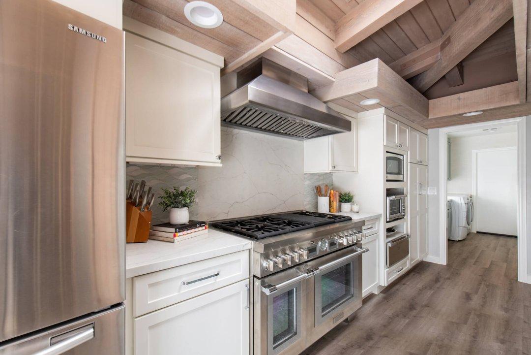Shoreside Kitchen Remodel in San Clemente