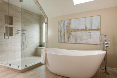 Luxurious Laguna Hills Master Bathroom Remodel