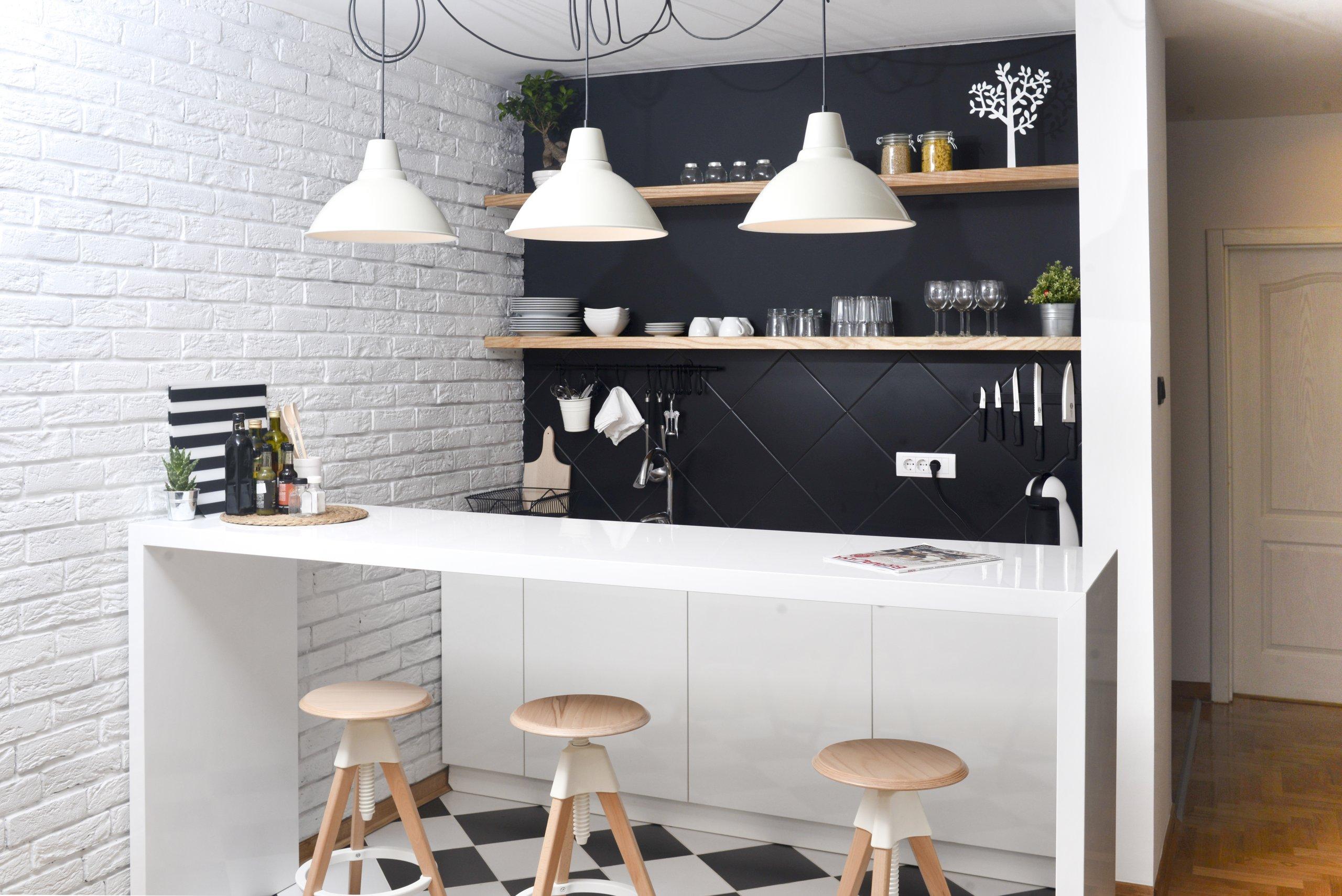 Home bar renovation