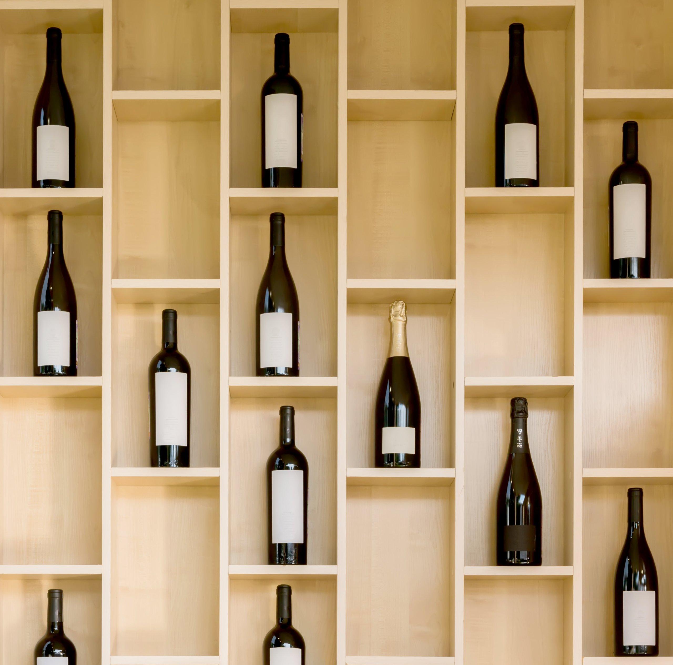 wine cellar design and storage