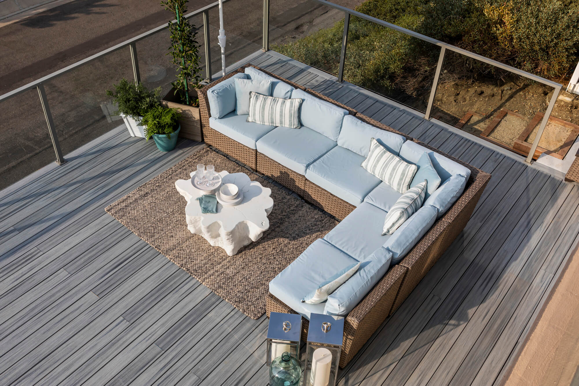 Outdoor design trends